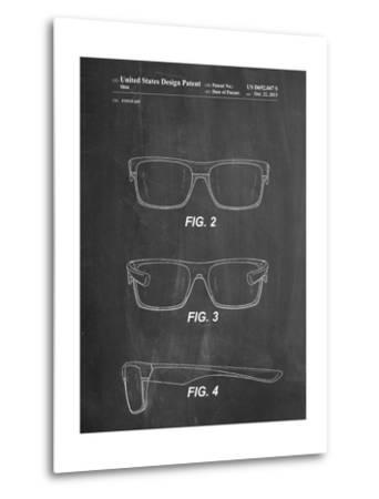 Two Face Prizm Oakley Sunglasses Patent-Cole Borders-Metal Print