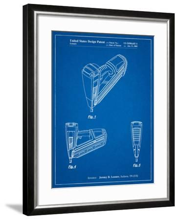 Nail Gun-Cole Borders-Framed Art Print