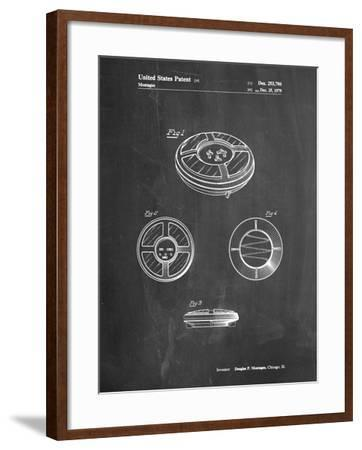 Simon Patent-Cole Borders-Framed Art Print