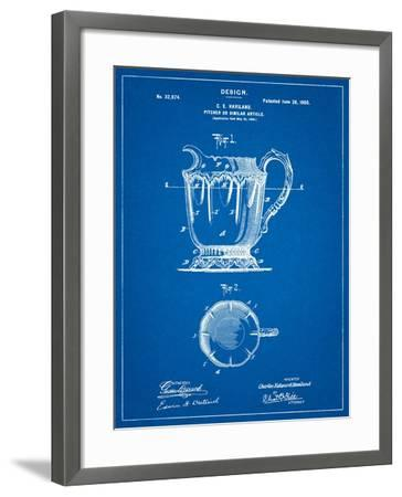 Kitchen Pitcher-Cole Borders-Framed Art Print