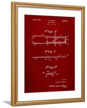 Reed Patent-Cole Borders-Framed Art Print