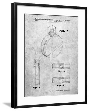 Perfume Jar-Cole Borders-Framed Art Print