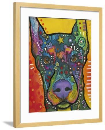 Pharaoh Hound-Dean Russo-Framed Giclee Print