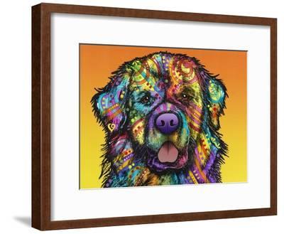 Newfie-Dean Russo-Framed Giclee Print