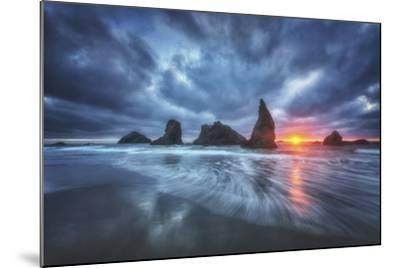 Moody Blues of Oregon-Darren White Photography-Mounted Photographic Print