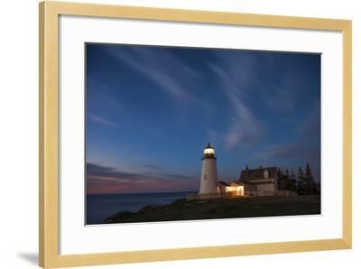 Pemaquid Dawn-Darren White Photography-Framed Photographic Print