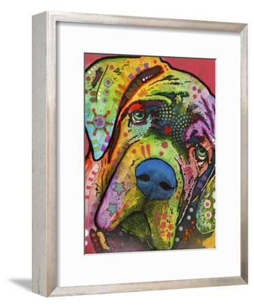 Mastiff-Dean Russo-Framed Giclee Print