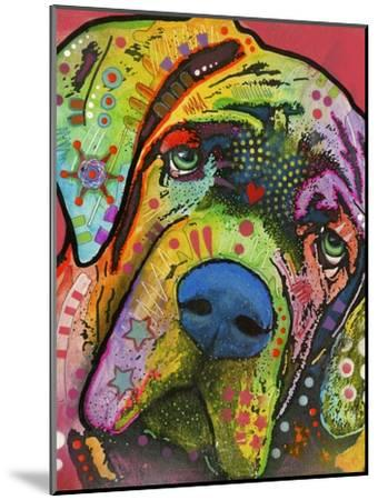 Mastiff-Dean Russo-Mounted Giclee Print