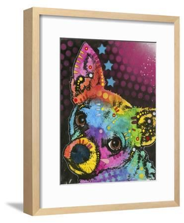 Huh?-Dean Russo-Framed Giclee Print