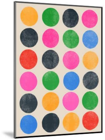 Colourplay III-Garima Dhawan-Mounted Art Print