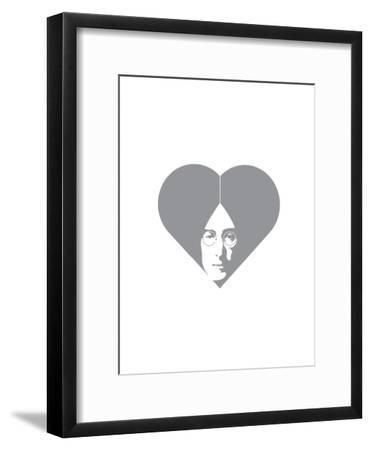 All You Need Is-Thomas Fuchs-Framed Art Print