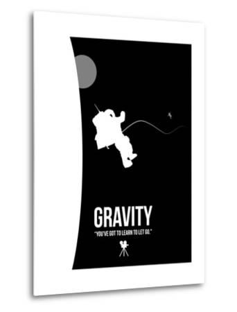 Gravity-David Brodsky-Metal Print