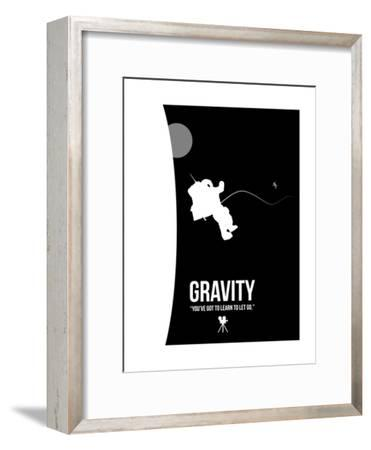 Gravity-David Brodsky-Framed Art Print