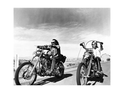Easy Rider--Art Print