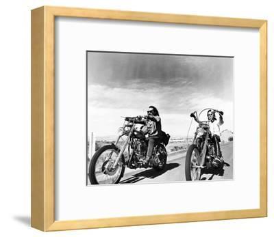 Easy Rider--Framed Art Print