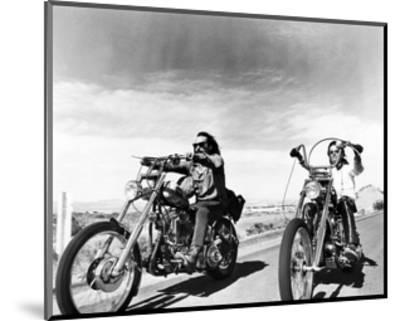 Easy Rider--Mounted Art Print