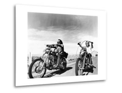 Easy Rider--Metal Print