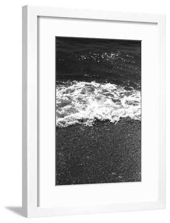 Wave-Jeff Pica-Framed Art Print