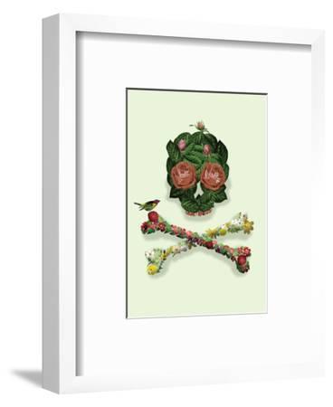 Life-Chris Wharton-Framed Art Print