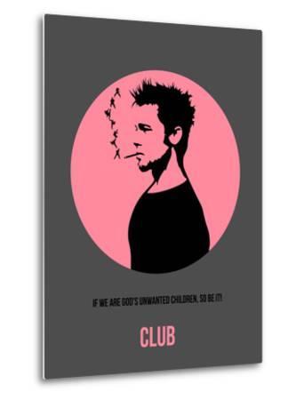 Club Poster 1-Anna Malkin-Metal Print