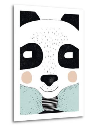 Big Panda-Seventy Tree-Metal Print