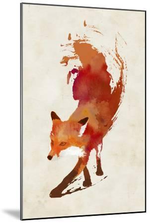 Vulpes Vulpes-Robert Farkas-Mounted Art Print