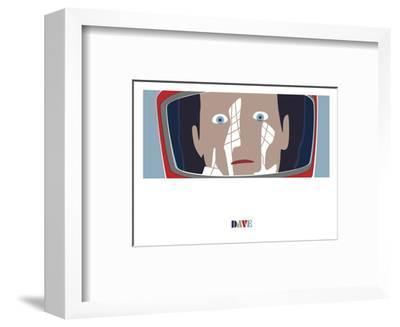Dave-Christophe Gowans-Framed Art Print