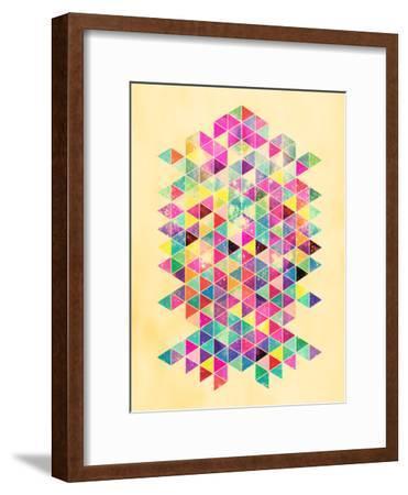 Kick of Freshness-Fimbis-Framed Art Print