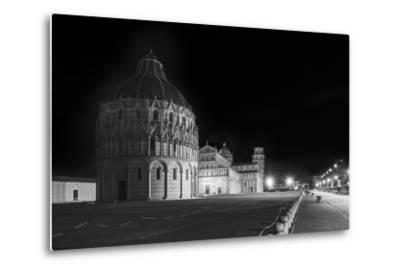 Square of Miracles-Marco Carmassi-Metal Print
