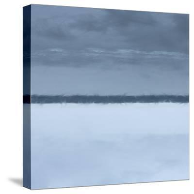 When the Snows Come-Doug Chinnery-Stretched Canvas Print
