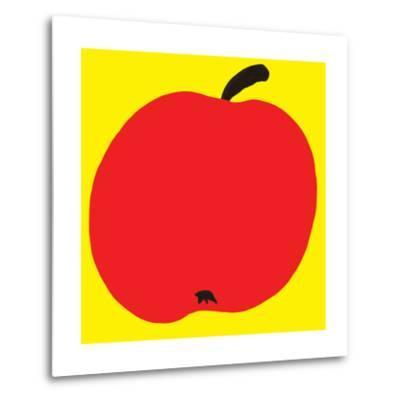 Apple-Philip Sheffield-Metal Print