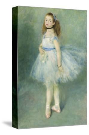 The Dancer, 1874-Pierre-Auguste Renoir-Stretched Canvas Print