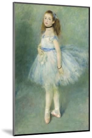 The Dancer, 1874-Pierre-Auguste Renoir-Mounted Giclee Print