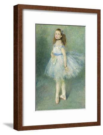 The Dancer, 1874-Pierre-Auguste Renoir-Framed Giclee Print