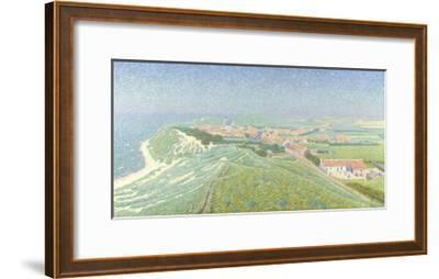 View of Zoutelande on the Island of Walcheren, by Ferdinand Hart Nibbrig, 1900-12-Ferdinand Hart Nibbrig-Framed Giclee Print