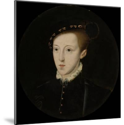 Portrait of Edward VI (1537-1553), King of England, C. 1550--Mounted Giclee Print