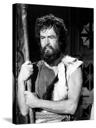King of Kings, Robert Ryan, 1961--Stretched Canvas Print