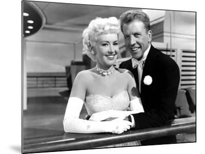 My Blue Heaven, Betty Grable, Dan Dailey, 1950--Mounted Photo