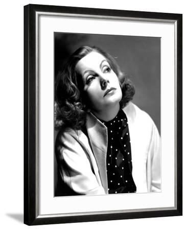 The Painted Veil, Greta Garbo, 1934--Framed Photo