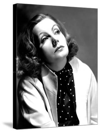 The Painted Veil, Greta Garbo, 1934--Stretched Canvas Print