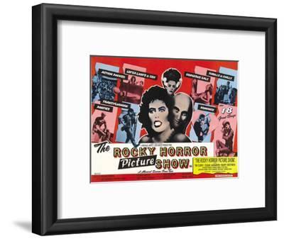 The Rocky Horror Picture Show, 1975--Framed Giclee Print