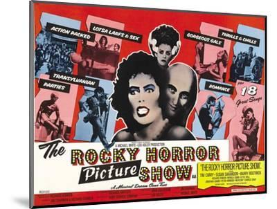 The Rocky Horror Picture Show, 1975--Mounted Giclee Print
