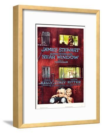 Rear Window, Grace Kelly, James Stewart, 1954--Framed Giclee Print