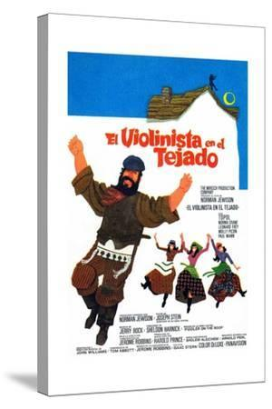 Fiddler on the Roof, 1971--Stretched Canvas Print