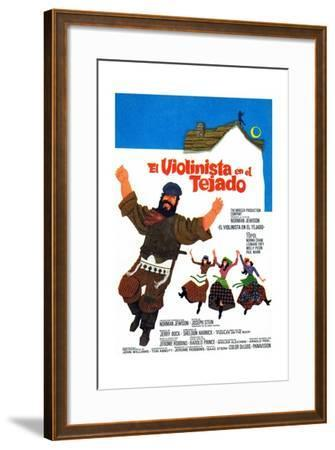 Fiddler on the Roof, 1971--Framed Giclee Print