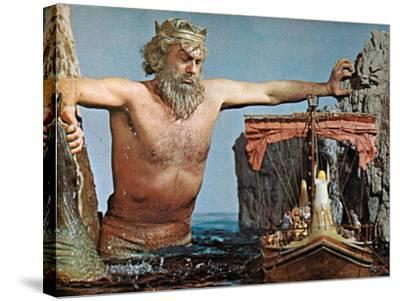 Jason and the Argonauts, (AKA Jason and the Golden Fleece), Triton, 1963--Stretched Canvas Print