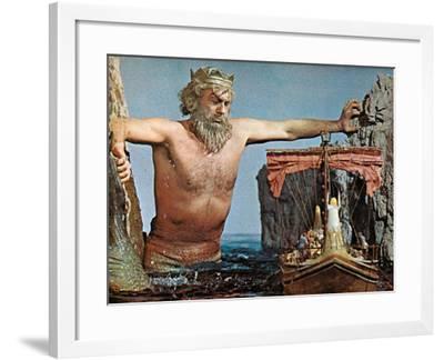 Jason and the Argonauts, (AKA Jason and the Golden Fleece), Triton, 1963--Framed Photo