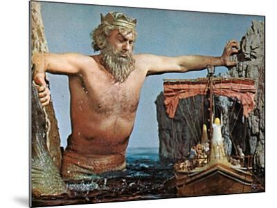 Jason and the Argonauts, (AKA Jason and the Golden Fleece), Triton, 1963--Mounted Photo