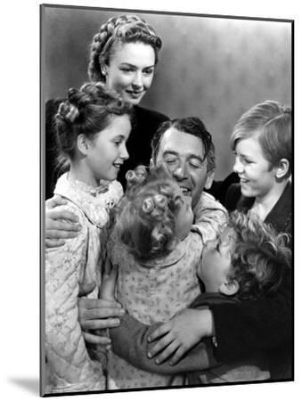 It's a Wonderful Life, 1946--Mounted Photo
