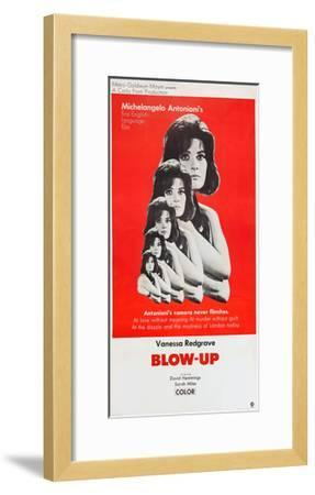 Blow Up 1966 Giclee Print By Artcom